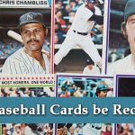 Can Baseball Cards be Recycled?