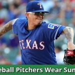 Can Baseball Pitchers Wear Sunglasses?