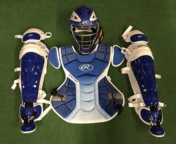 Rawlings Velo catchers