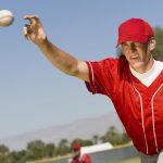 Why does my shoulder hurt when I throw a baseball?