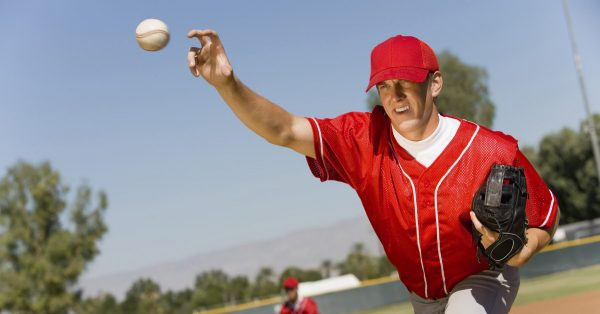Why does my shoulder hurt when I throw a baseball