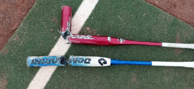Difference between softball and baseball bats?