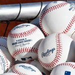 How many balls are used in an MLB game?