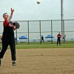 How to pitch slow pitch softball?